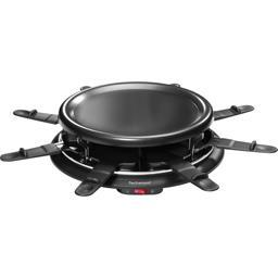 Raclette grill crêpière électrique