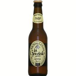 La Goudale Bière blonde à l'ancienne