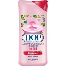 Le Shampooing 2en1 très doux à la soie