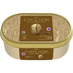 Carte d'Or Les Authentiques - Crème glacée café
