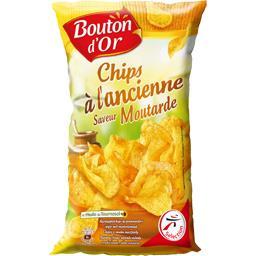 Chips à l'ancienne saveur moutarde