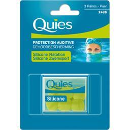 Protection auditive silicone natation