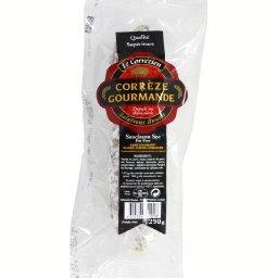 Corrèze Gourmande Saucisson Le Corrézien qualité supérieure
