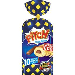 Pasquier Pitch - Brioches choco lait