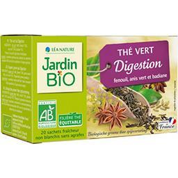 Thé vert Digestion BIO