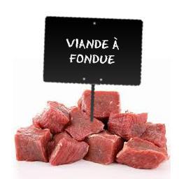 Le choix du Boucher Viande à Fondue RACE A VIANDE LIMOUSINE à partir de 200 gr