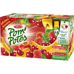 Pom'Potes - Assortiment de compotes et spécialité de...
