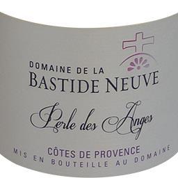 Côtes de Provence Perles des Anges, vin rosé