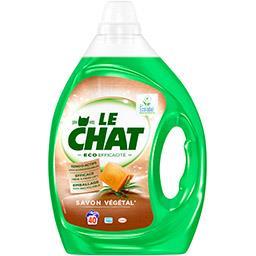 Le Chat Eco Efficacité - Lessive liquide savon végétal