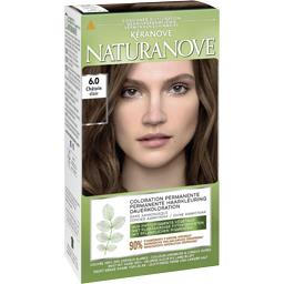 Naturanove - Coloration permanente 6,0 châtain clair