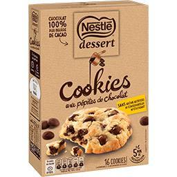 Dessert - Cookies aux pépites de chocolat