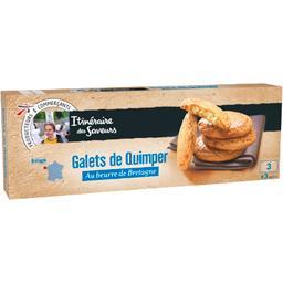 Galets de Quimper au beurre de Bretagne