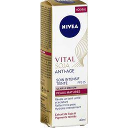 Nivea Vital Soja - Soin intensif teinté Anti-âge peaux mat...