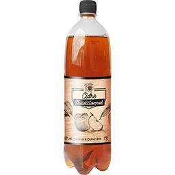 Cidre traditionnel brut , saveur et caractére