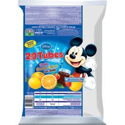 Walt Disney Notre Sélection Glaces à l'eau  fraise/orange/citron/goût cola