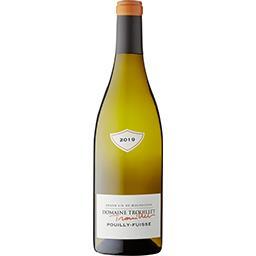 Pouilly-Fuissé Domaine Trouillet vin Blanc sec 2017