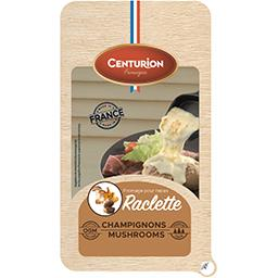 Fromage Raclette aux Champignons