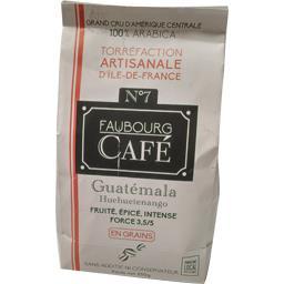 Café huehuetenango grain