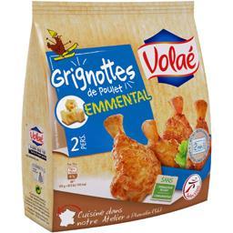 Grignottes de poulet emmental