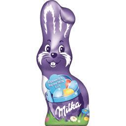 Milka Lapin en chocolat au lait