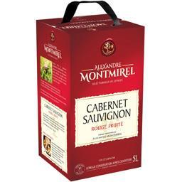 Vin d'Espagne cabernet sauvignon, vin rouge