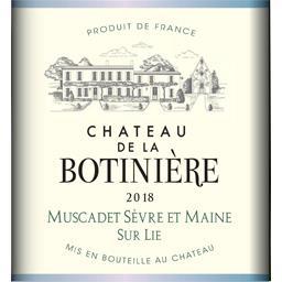 Muscadet Sèvre et Maine, vin blanc