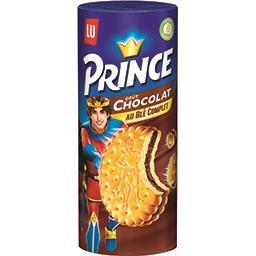 Prince - Biscuits goût chocolat au blé complet