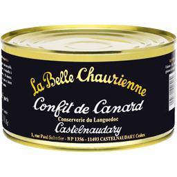 Confit de canard, Castelnaudary, conserverie du Languedoc