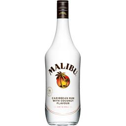 Liqueur au rhum blanc aromatisée noix de coco