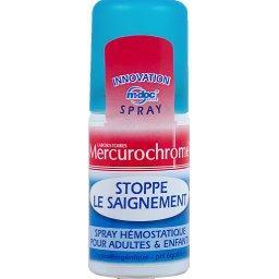 Stop le saignement, spray hémostatique pour adultes & enfants, hypoallergénique