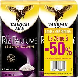 Taureau Ailé Le Riz Parfumé sélection exclusive