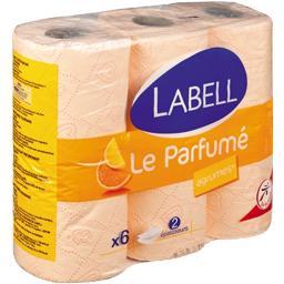 Fantasy, Papier toilette parfum agrume double épaiss...