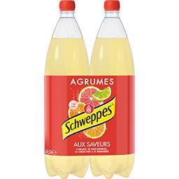 Schweppes Soda Agrum'