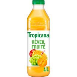 Pure Premium - Boisson Réveil Fruité 100% pur jus