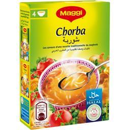 Soupe Chorba halal