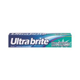Dentifrice Ultra Blancheur