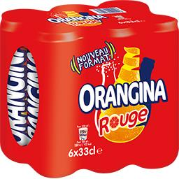 Soda à l'orange sanguine