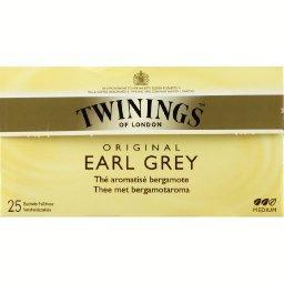 Thé Original Earl Grey aromatisé bergamote medium