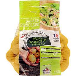 Pommes de terre salade/rissolées