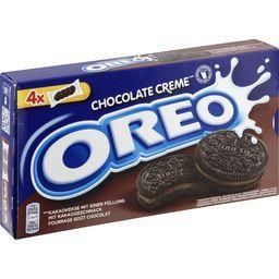 Biscuits fourrage goût chocolat