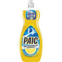 Paic  Integral+ Expert - Liquide vaisselle citrus