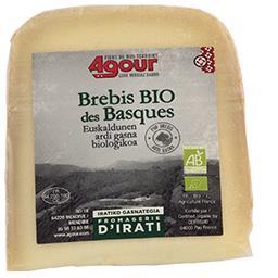 Fromage brebis BIO des basques
