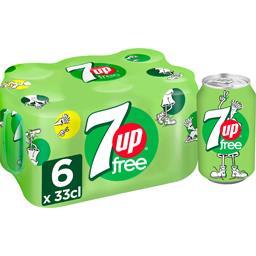 Soda Free sans sucres