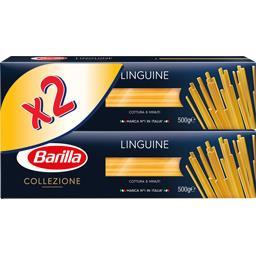 Barilla Linguine, pâtes alimentaires de qualité supérieure