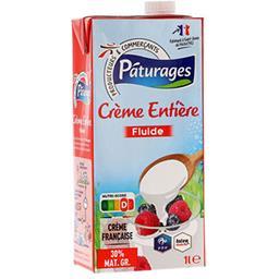 Crème entière fluide