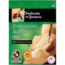 Parmigiano Reggiano, parmesan râpé, le paquet,FIORINI,70 g
