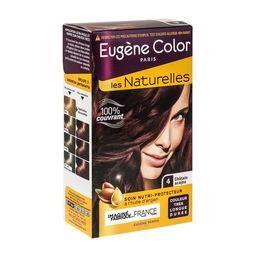 Les Naturelles - Coloration Châtain acajou 4