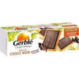 Biscuit choco noir intense