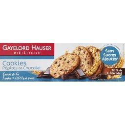 Cookies pépites de chocolat - Diététicien