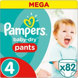 Couches culottes Baby-Dry Pants, taille 4 : 8-14 kg